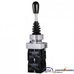 XB2-D2PA24 кнопка манипулятор (3SXD2PA24)