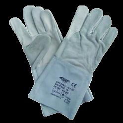 Перчатки сварщика с крагами союзов (потолще)