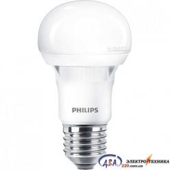 Светодиодная лампа Philips ESS LEDBuld 9-75W E27 6500K 230V A60 (9290001205387)