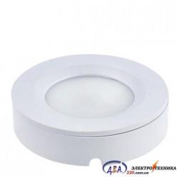 Светильник накладной SMD LED 3W 4200K LUNA