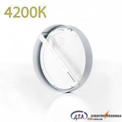 Светильник  LED-SR-120-6 6Вт 4200К круг накладной 120мм