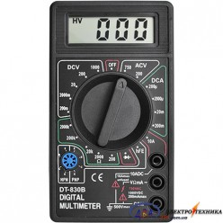 Мультиметр Тестер 830 В-2  (3119)
