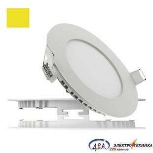 Светильник  LED SLIM-24 24Вт 4200К круг встр. 300мм