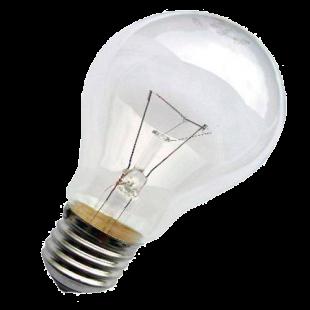 Лампа накаливания ЛОН 75 Вт E27