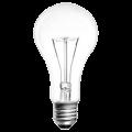 Лампа накаливания ЛОН 150 Вт E27
