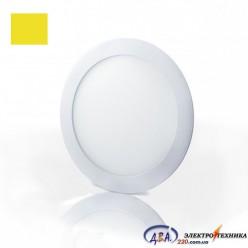 Светильник  LED-R-90-3 3Вт 4200К круг встр. 90мм