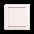 Выключатель DELUX WEGA 9021 1-кл. белый