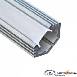 Профиль для светодиодной ленты Feron CAB272