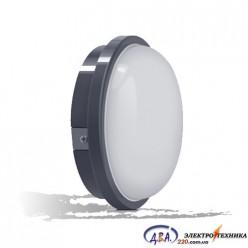 LED св-к LEBRON L-WLR. 12W круглий, 4100К, 1050Lm.IP54