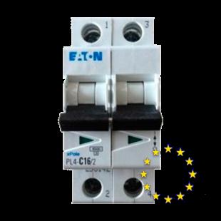 Автомат PL4-C 16A 2p Eaton
