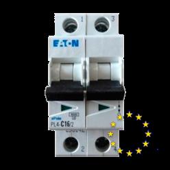 Автомат PL4-C 63A 2p Eaton
