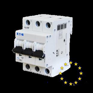 Автомат PL4-C 10A 3p Eaton
