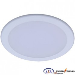 Светильник PHILIPS круг 11W 4000K DN027B LED9/NW D125 RD(911401811297)