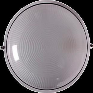 Светильник НПП1301 белый/круг 60Вт IP54 IEK