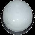 Светильник НПП1301 чорный/круг 60Вт IP54 IEK