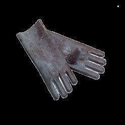 Перчатки резиновые диэлектрические шовные
