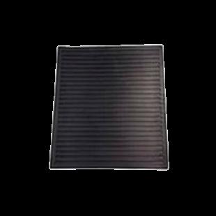 Коврик диэлектрический резиновый 750*750