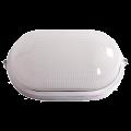 Светильник НПП1401 белый/овал 60Вт IP54 IEK