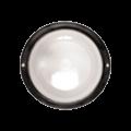 Светильник НПП2602А чорный/круг  пластик 60Вт IP54 IEK