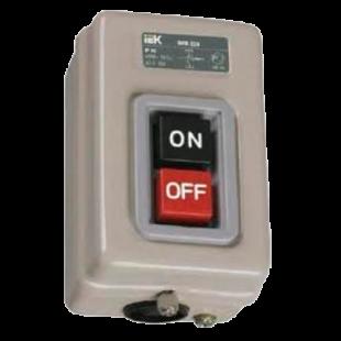 Выключатель ВКИ-211 3Р 6А 230/400В IP40 ІЕК