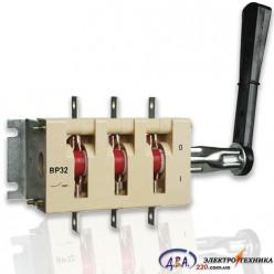 Выключатель-разъединитель ВР32 (разрывной рубильник) 250А