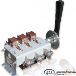Выключатель-разъединитель ВР32 (разрывной рубильник) с камерой 250А