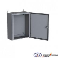 Корпус электротехнический КЭП 50.40.20 IP 54