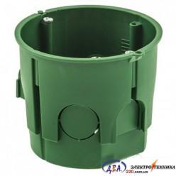 Коробка для бетона и кирпича d75, h70mm, негорючая (удлиненная)