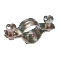 Скоба металл.двухкомпон. d31-32мм IEK