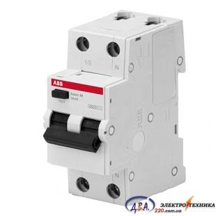 Диференцыальный автомат RMR415 AC  C 16A -30mA АВВ