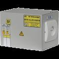 Ящик с понижающим трансформатором ЯТП-0.25 220/42-2   36 УХЛ4 IP30, ІЕК