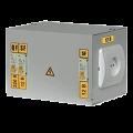 Ящик з пониж. трансформатором ЯТП-0,25 220/12-3 36 УХЛ4 IP30, IEK