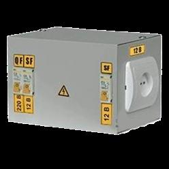 Ящик з пониж. трансформатором ЯТП-0,25 220/24-3 36 УХЛ4 IP30, IEK