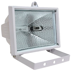 Прожектор ИО 1000 галогенный белый IP 54 IEK