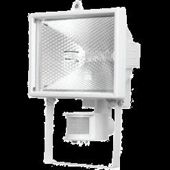 Прожектор ИО 150 Д (детектор) галогенный белый IP 54  IEK