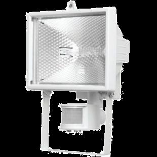 Прожектор ИО 500 Д (детектор) галогенный белый IP 54  IEK