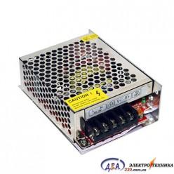 Блок питания для светодиодной ленты - 25W (IP20 - без влагозащиты)