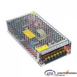 Блок питания для светодиодной ленты - 60W (IP20 - без влагозащиты)