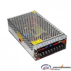 Блок питания для светодиодной ленты - 120W (IP20 - без влагозащиты)