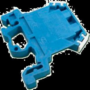 Зажим наборный ЗНИ- 4мм2 синий  IEK