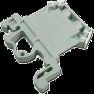 Зажим наборный ЗНИ- 2,5мм2  серый (бес маркера) IEK