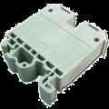 Зажим наборный ЗНИ- 10мм2  серый IEK