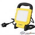 Прожектор переносной SMD LED 20W 6400K жолтый