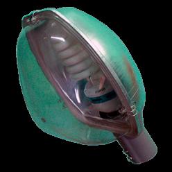 Светильник НКУ-18У под эконом.лампу 105W E40