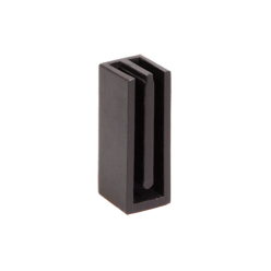 Заглушка для шины типа PIN, 1Р 100А шаг 27 мм IEK