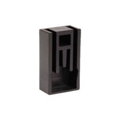 Заглушка для шины типа PIN, 3Р 100А шаг 27 мм IEK