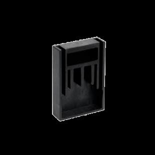 Заглушка для шины типа PIN, 4Р 100А шаг 27 мм IEK